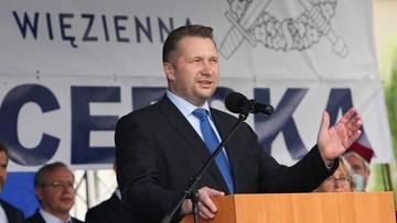"""Czarnek chce """"powstrzymania demoralizacji dzieci i młodzieży w polskich szkołach"""""""