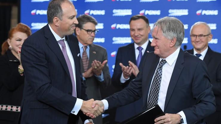 PGNiG zawarło umowę na dostawy gazu ziemnego z Cheniere Marketing International