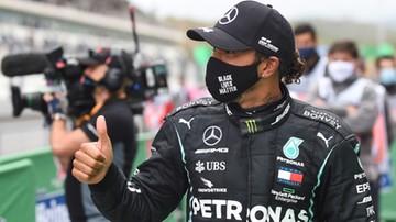 Formuła 1: Lewis Hamilton nadal bez kontraktu na sezon 2021