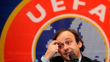 Michel Platini chce wejść do zarządu Fifpro
