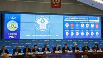 Jedna Rosja zwycięzcą wyborów parlamentarnych. Nawalny protestuje