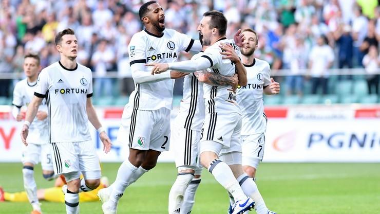 Co musi się stać, by Legia Warszawa świętowała tytuł już w niedzielę?
