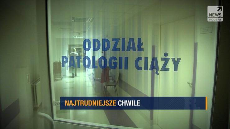 """Poronienie. Dla wielu temat tabu. """"Raport"""" o 21:00 w Polsat News"""