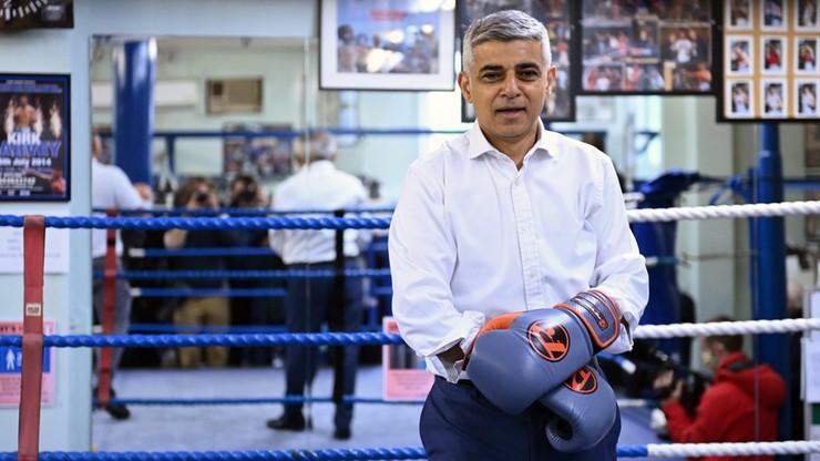 Sadiq Khan obiecał powrót igrzysk do Londynu