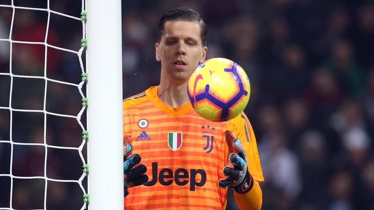 Serie A: Szczęsny gotowy na derby Italii