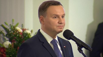 Prezydent: opozycji chodzi o wzniecanie niepokojów społecznych