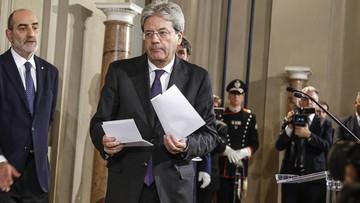 Włochy: nowy stary rząd centrolewicowy. Gentiloni zastąpił Renziego