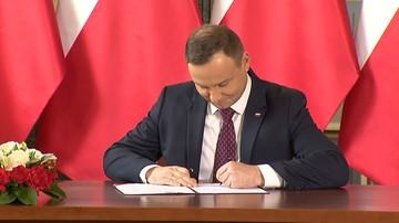 Nowe zasady dotyczące zapasów paliw. Prezydent podpisał ustawę