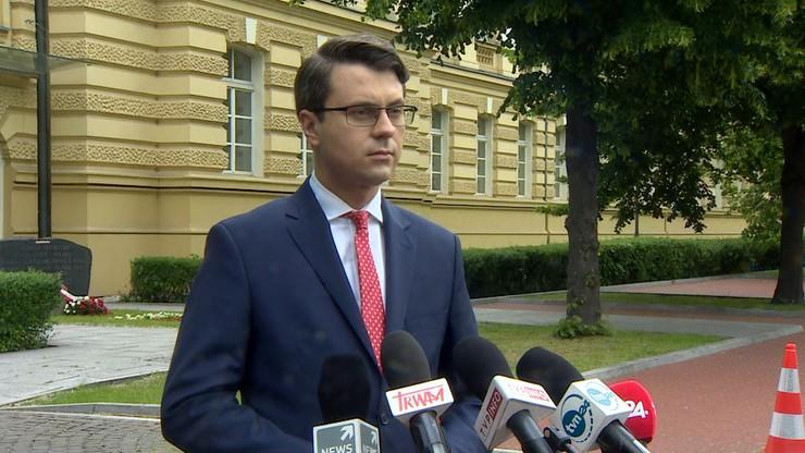 """Przedpołudniowe spotkanie premiera z ministrami: """"To była szybka odprawa"""""""