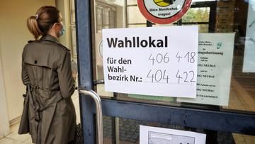 Rozpoczęły się wybory w Niemczech. Kto zastąpi Angelę Merkel?