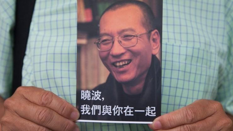 Pogarsza się stan chorego na raka noblisty Liu Xiaobo