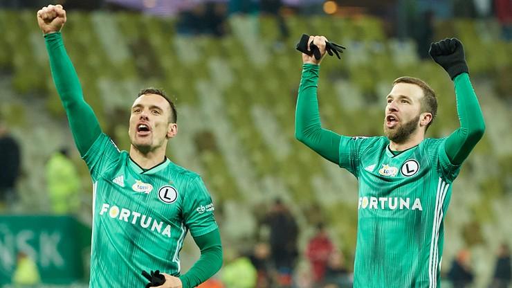 Legia lepsza od Lechii! Przewaga nad Cracovią to już dziewięć punktów