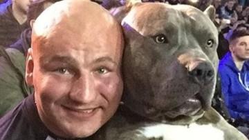 Artur Szpilka utknął z psem pod Śnieżką. Bokserowi pomogli ratownicy GOPR [WIDEO]