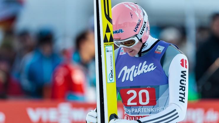 Freund wrócił na skocznię i celuje w mistrzostwa świata