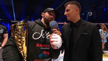 Kołecki: Drugi rok w MMA najtrudniejszy