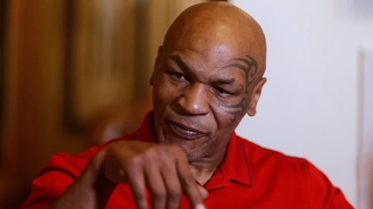 Tyson nie chciał walczyć na gołe pięści. Zrezygnował z fortuny
