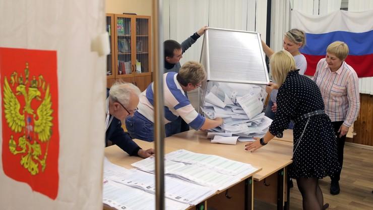 Unia Europejska krytycznie o wyborach w Rosji. Oświadczenie wydało też polskie MSZ