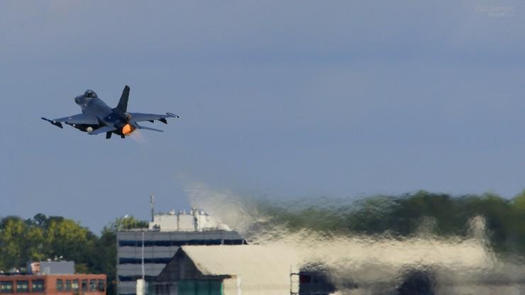 Rosyjskie bombowce nad Bałtykiem. Eskortowały je myśliwce NATO