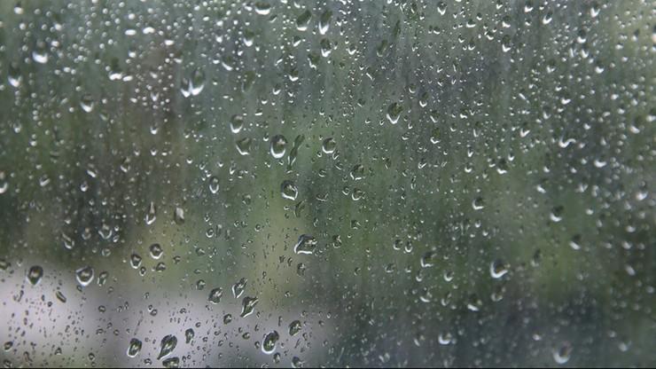 Ulewne deszcze, groźba podtopień. Pogoda na czwartek