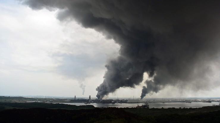 Meksyk: wybuch w kombinacie petrochemicznym. Wzrósł bilans ofiar