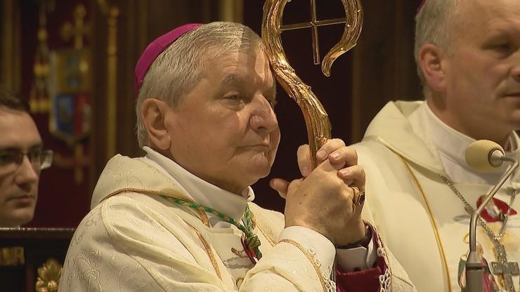 Papież przyjął rezygnację bp. Janiaka. Obowiązuje go nakaz przebywania poza diecezją
