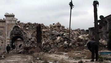 Ewakuacja z Aleppo pod nadzorem międzynarodowych obserwatorów. Jest projekt rezolucji