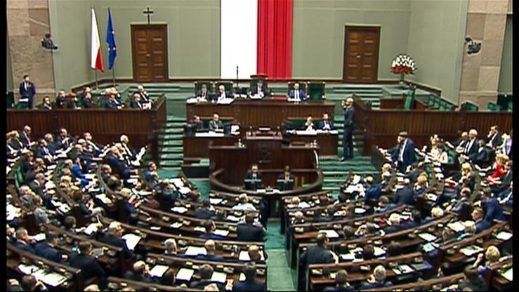 Ostra wymiana zdań podczas głosowań nad projektem nowelizacji ustawy o TK