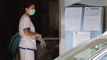 Kolejny smutny rekord w Hiszpanii. 769 ofiar koronawirusa w ciągu doby