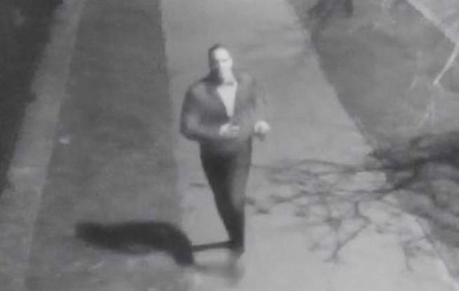 Po zdarzeniu mężczyzna uciekał ulicami Mokotowa.