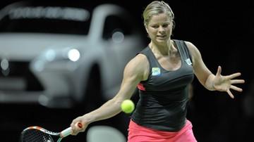 WTA w Chicago: Nieudany powrót Clijsters