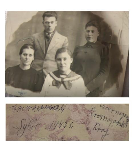Rodzina p. Ireny Waszkiewicz