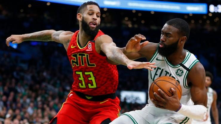 NBA: Kir na koszulkach do końca sezonu