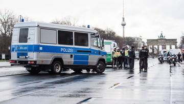 """""""Dodatkowe środki bezpieczeństwa"""" w Niemczech. Zagrożone instytucje USA"""