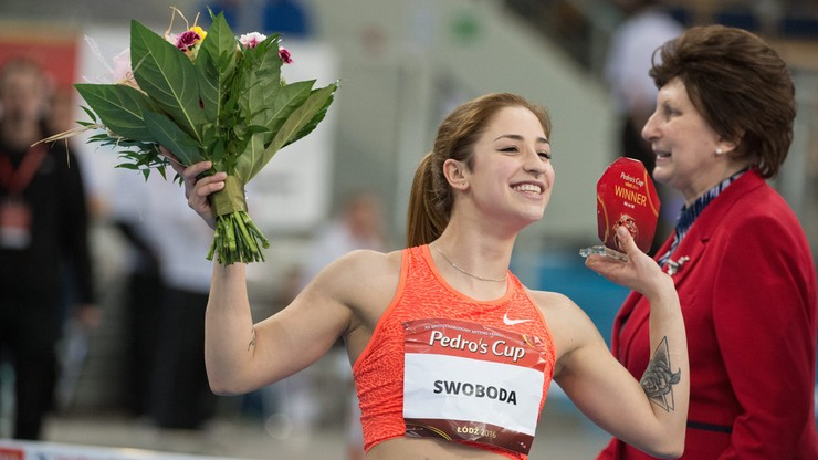 Ewa Swoboda pobiła rekord świata!