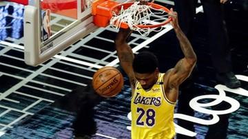 NBA: Lakers zachowali szanse na bezpośredni awans do play off