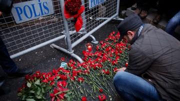 Szef MSZ Turcji: ustalono tożsamość zamachowca ze Stambułu. Nie ujawnił kto nim jest