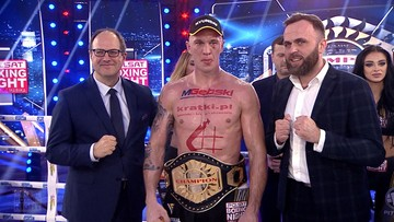 Polsat Boxing Night: Tak wyglądała ostatnia walka Cieślaka (WIDEO)