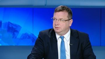 Wiceminister sprawiedliwości o Juszczyszynie: czarna owca