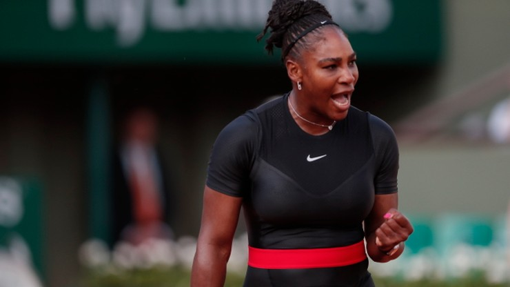 French Open: Williams w trzeciej rundzie