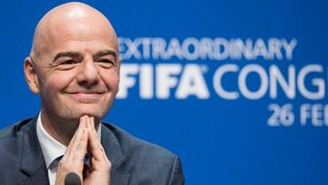 Infantino otworzył nowe muzeum FIFA w Zurychu. Renowacja kosztowała 130 mln euro