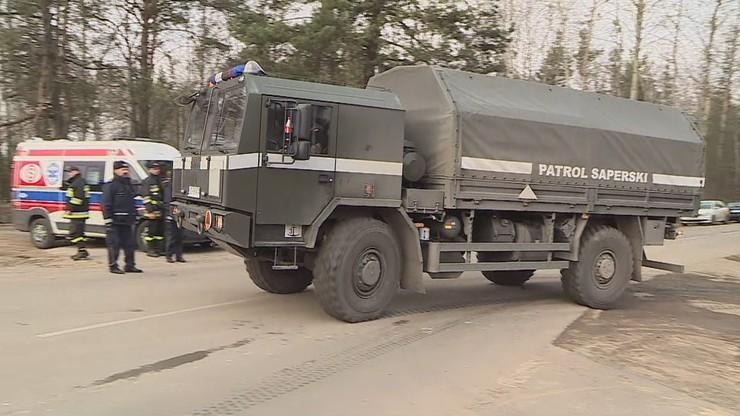 Toruń: ewakuacja osiedla po odnalezieniu 200-kilogramowego niewybuchu
