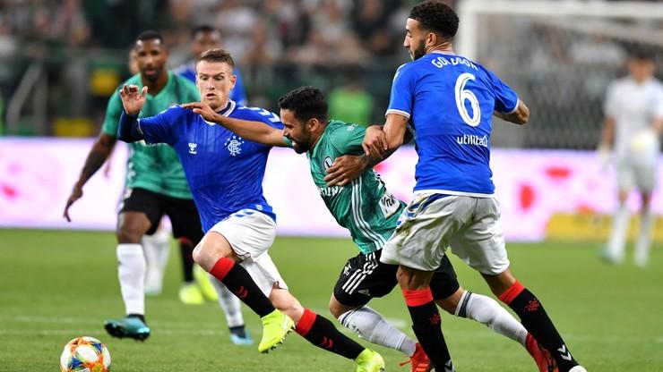 Liga Europy: Rekordowa Legia znowu skuteczna w obronie