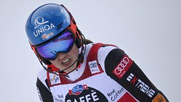 Alpejski PŚ: Kryształowa Kula dla Petry Vlhovej