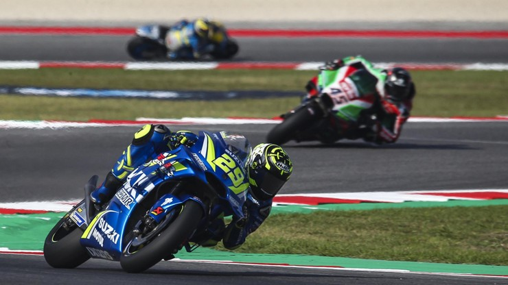 MotoGP w San Marino. Transmisja na Polsatsport.pl i w PS Extra