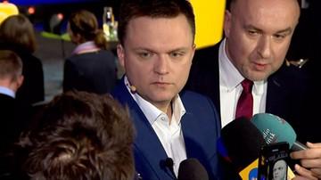 """Hołownia wyjawił nazwisko kolejnego doradcy. """"Generał, ceniony dowódca"""""""
