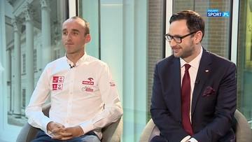 """Kubica: W zeszłym roku rywalizacji """"koło w koło"""" było niewiele. Teraz będzie inaczej"""