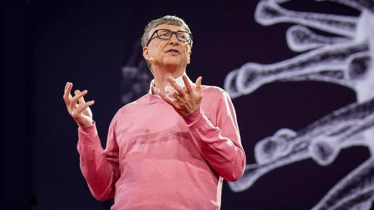 Rok temu Bill Gates zapowiedział to, co właśnie dzieje się na naszych oczach