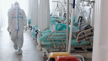 Ponad 13 tys. zakażeń koronawirusem. 644 przypadki śmiertelne