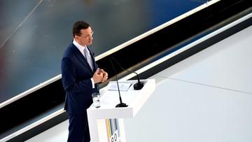 Morawiecki: dla zarabiających więcej nie powinno być kwoty wolnej od podatku
