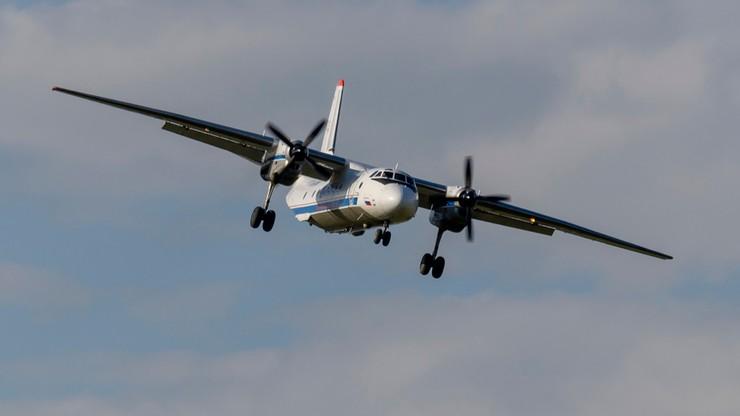 Rosja. Odnaleziono wrak zaginionego samolotu An-26. Załoga najprawdopodobniej nie żyje